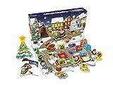 VTech Tut Baby Flitzer-Adventskalender Calendario de Adviento, Multicolor (80-513004)