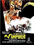 Poster 30 x 40 cm: Tanz der Vampire (spanisch) von Everett