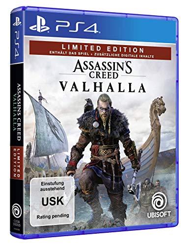 Assassin's Creed Valhalla - Limited Edition (exklusiv bei Amazon) - [PlayStation 4]