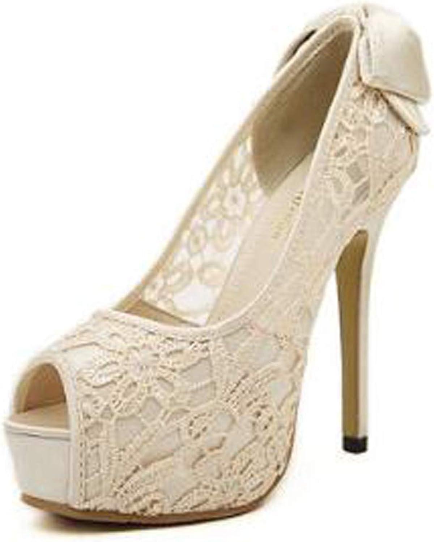 HLG Frauen high heels peep peep peep toe stilvolle fischmaul plattformpumpen flacher mund high heels hochzeit kleid hochzeit schuhe  d35928