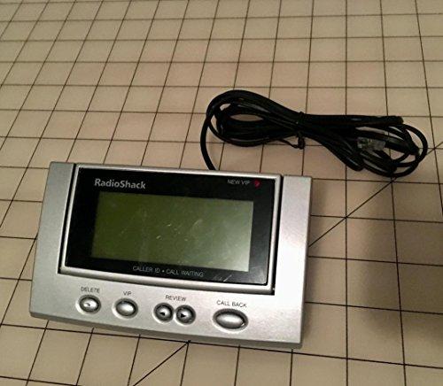 Radioshack Backlit Display Caller ID/ Call Waiting (MODEL No. #CID-3903)