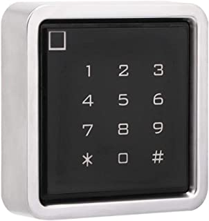 Metal Door Entry Control, Home Security System for Homes Outdoor Installation Business Institutions Public Buildings Offic...