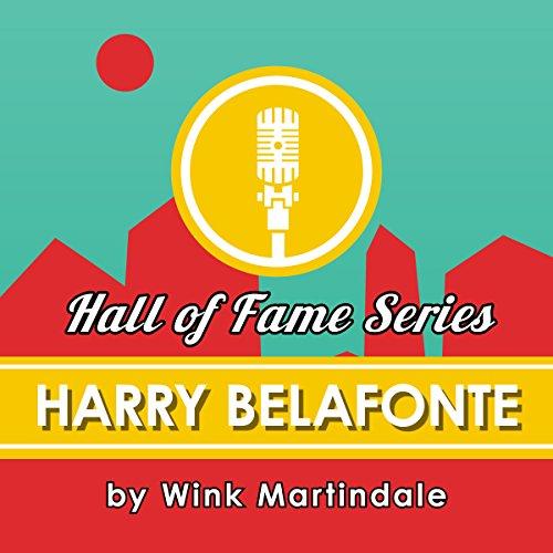 Harry Belafonte audiobook cover art