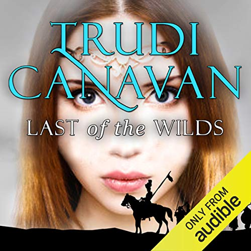 Last of the Wilds audiobook cover art