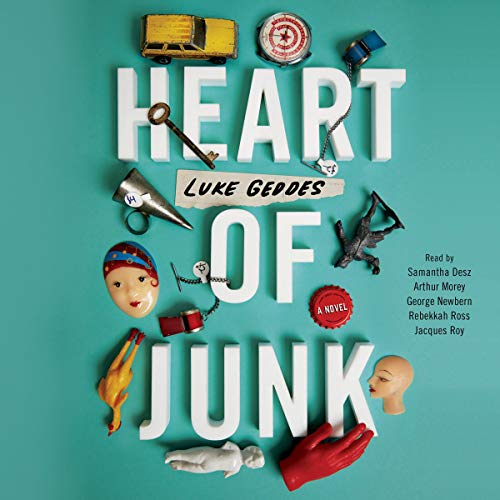 Heart of Junk cover art