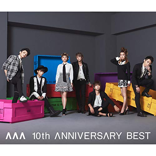 [Album]AAA 10th ANNIVERSARY BEST – AAA[FLAC + MP3]
