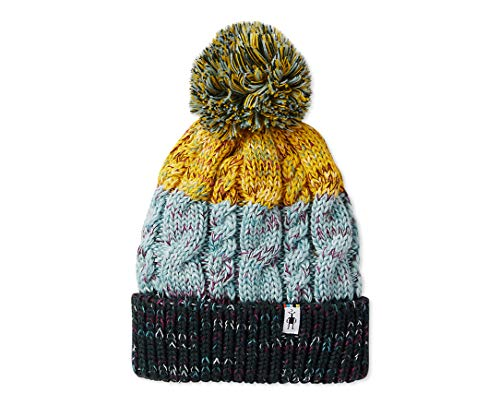 Smartwool Unisex Isto Retro Beanie - Merino Wool Headwear for Men and Women