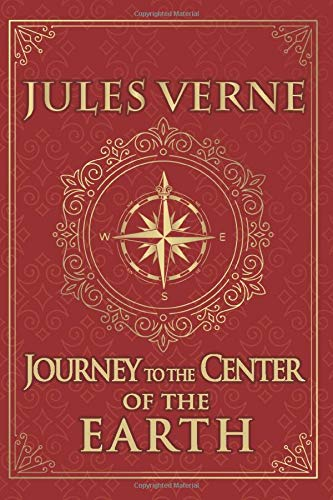Journey to the Center of the Earth - Jules Verne: Illustrated edition | 289 pages
