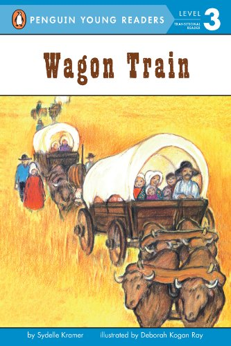 Wagon Train (Penguin Young Readers, Level 3) (English Edition)