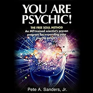 You Are Psychic! audiobook cover art