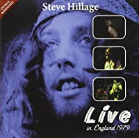 Live in England 1979 by Steve Hillage (2013-04-02)