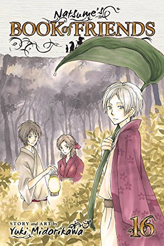 NATSUMES BOOK OF FRIENDS GN VOL 16