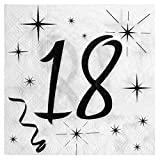 Chal - 20 tovaglioli per 18esimo compleanno