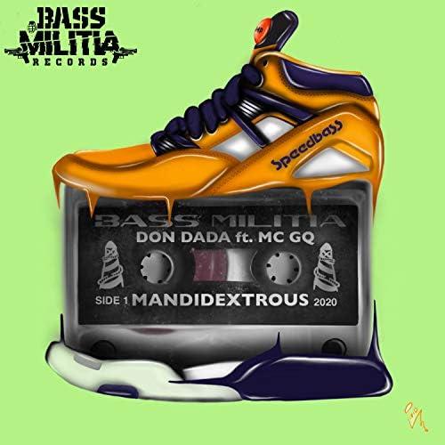 Mandidextrous feat. Mc Gq