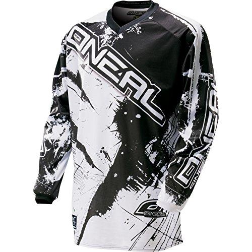 0024-613 - Oneal Element 2016 Shocker Motocross Jersey M Black/White