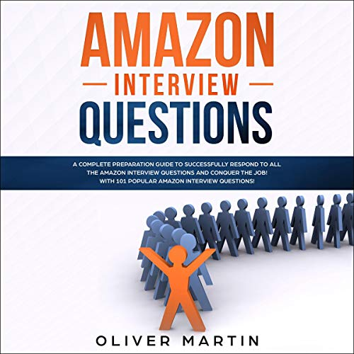 Amazon Interview Questions Audiobook By Oliver Martin cover art