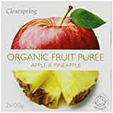 CLEARSPRING WHOLEFOODS Baby Fruit Pots
