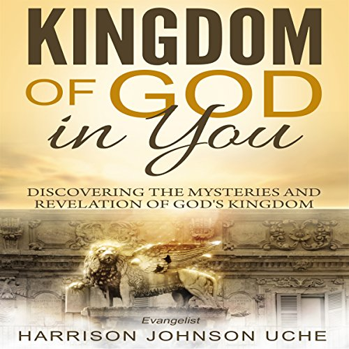 Kingdom of God in You audiobook cover art