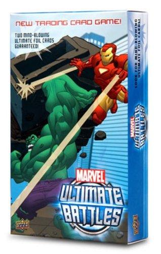 Upper Deck Marvel Ultimate Battles TCG - Starter Deck [Toy]