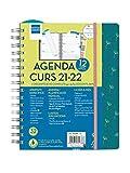 Finocam - Agenda Docente Magistral 2021 2022 4º - 155x212 Semana Vista Apaisada Elegant Catalán