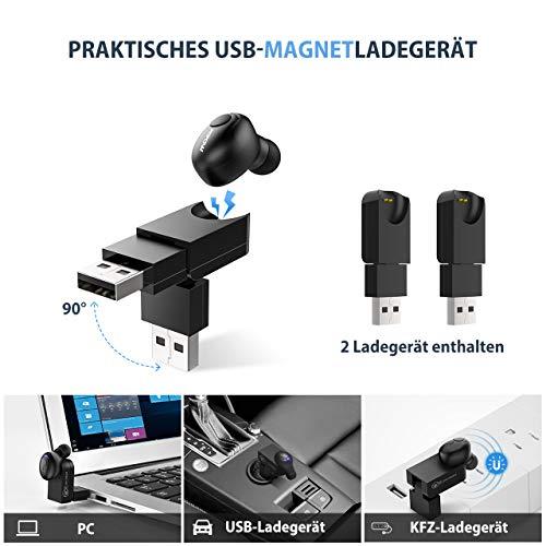 Mpow Mini Bluetooth Kopfhörer Bluetooth Bild 6*