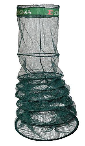 Shakespeare Sigma Rete Rotonda da Pesca, Verde, 3 Metri