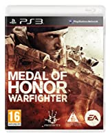 Medal of Honor Warfighter (PS3) (輸入版)