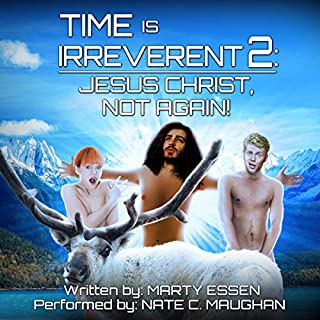 Time Is Irreverent 2 audiobook cover art