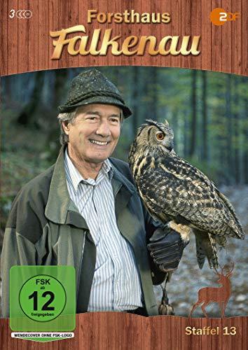 Forsthaus Falkenau - Staffel 13 (3 DVDs)