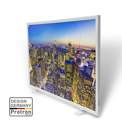 Protron Motiv Infrarotheizung Infrarot Panel Heizkörper Bild Elektroheizung Wandheizung Bild 4*