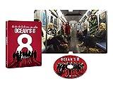 【数量限定生産】オーシャンズ8 ブルーレイ スチールブック仕様(...[Blu-ray/ブルーレイ]