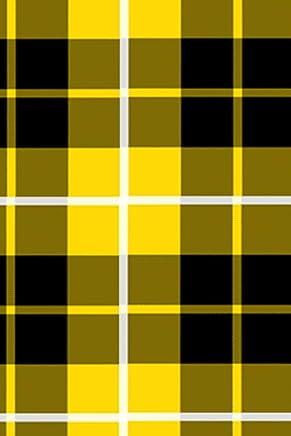 Clan Barclay Tartan 100 Page Line Journal/Notebook