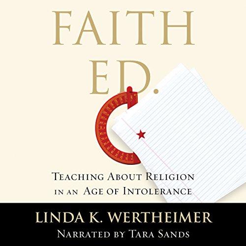 Faith Ed audiobook cover art