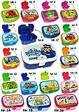 Brotdose / Lunchbox -  Traktor & Bauernhof  - incl. Name - mit herausnehmbaren Fach / extra Einsatz...