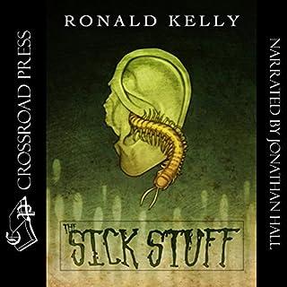 The Sick Stuff audiobook cover art