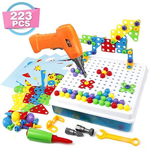 Mosaique Enfant Puzzle 3D Constr...