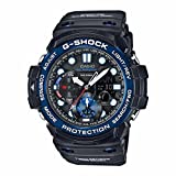 Casio G-Shock Master of G Smoke Dial Resin Quartz Men's Watch GN1000B-1A