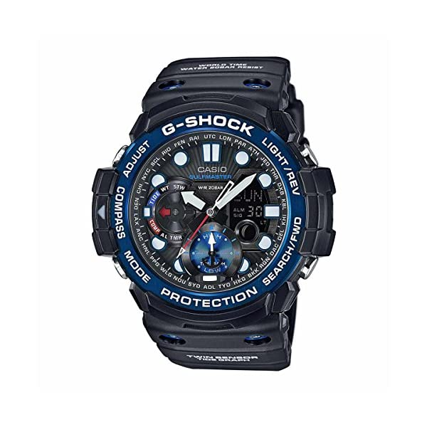 Casio G-Shock Master of G GN1000B-1A 1
