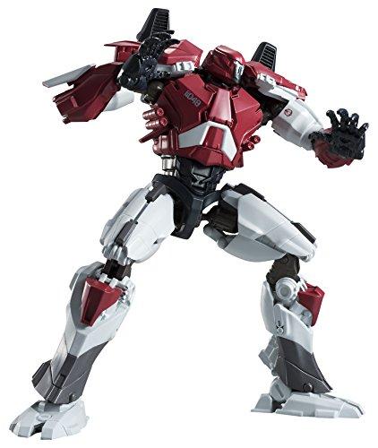 Pacific Rim (Side Jaeger) Guardian Bravo 160 mm ABS PVC Movable Figure Robot Tamashii Bandai