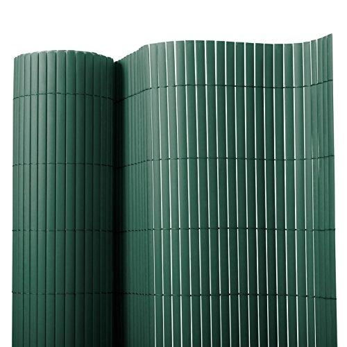 casa pura Brise Vue en Vert | Brise-Vent pour l'usage extérieur | Tailles diverses - matière Robuste | 200x300cm