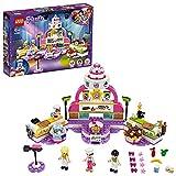 LEGO Friends 41393 Concurso de Repostería Cocina de Juguete Set de Construcción para Niños de +6 Años con Mini Muñecas