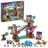 レゴ(LEGO) フレンズ フレンズのジャングルレスキュー基地 ツリーハウスアニマルベットクリニックセット 8才以上向けおもちゃ 41424