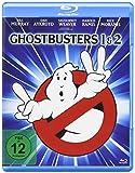 Ghostbusters I & II (2 Discs) (4K Mastered) [Blu-ray]