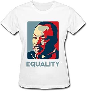 Martin Luther King Art T Shirt For Women