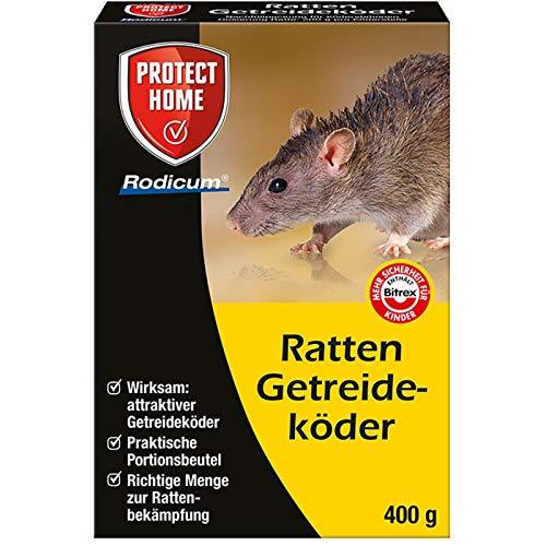 Protect Home Ratten Getreidekoeder 400g