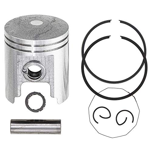 Wiseco 4989M10100 101.00mm 10.5:1 Compression 657cc Motorcycle Piston Kit