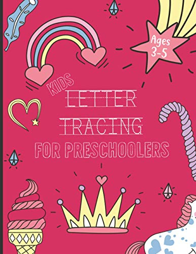 Compare Textbook Prices for Kids Letter Tracing Book for Preschoolers Ages 3-5: Homeschool Preschool Learning Activity Letter Tracing Practice Book Notebook Journal for Toddlers Kids, Alphabets Writing Systems Practice Book  ISBN 9798711700968 by Publication, Polestar
