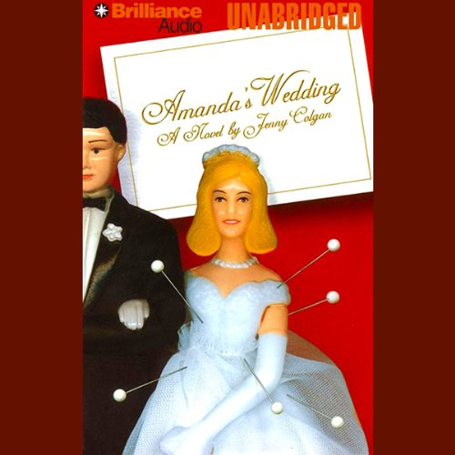 Amanda's Wedding audiobook cover art