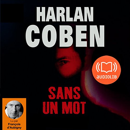 Sans un mot audiobook cover art