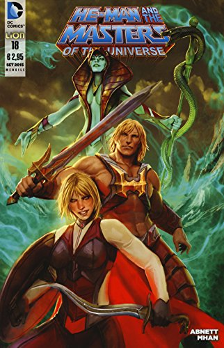 He-Man and the masters of the universe (Vol. 18)